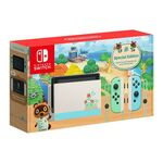 Limited Edition - Nintendo Switch Animal Crossing: New Horizons Special Edition Console $469 @ Target