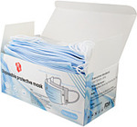 3ply Protective Disposable Face Masks 50pack $37.46 + Post (Free over $60 Spend) @ Dbcosmetics
