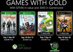 [XB1, X360] Games with Gold for Sept.: The Division/Book of Unwritten Tales 2/de Blob 2/Armed+Dangerous - Microsoft Store