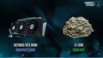Grid Gaming Community Giveaway - Win Either a GeForce RTX 3090 or US$1500