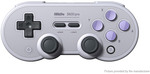 8bitdo SN30 Pro Bluetooth Game Controller 3 Colors US$38.83 (~A$54.60) @ FastTech