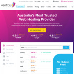 60% off New Hosting Services @ VentraIP