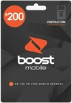 Boost $200 Sim 12 Month Expiry 85GB Data & Unlimited Calls $155 Delivered @ Phonebot