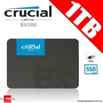 Crucial BX500 1TB $119.95, 2x Tenda SP3 Smart plug $9.95, SanDisk Ultra MicroSD 256GB $34.95 + Del (After $5 Voucher) @ SS