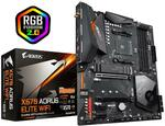 Gigabyte X570 AORUS ELITE Wi-Fi AMD AM4 ATX Motherboard $289 + Delivery @ Shopping Express