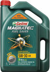 Castrol MAGNATEC Fuel Saver Engine Oil 5W-30 DX 5 Litre $29 @ Supercheap Auto