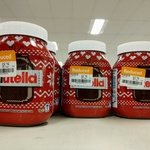 Nutella 1kg Christmas Version $5.25 (1/2 Price) @ Big W