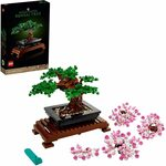 LEGO Creator Expert Bonsai Tree 10281 or Expert Flower Bouquet 10280 $74.81 Delivered @ Amazon AU