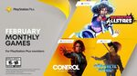 [PS4, PS5] February 2021 PS Plus Games - Control Ultimate Edition, Concrete Genie