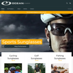 20% off Your Purchase + $7.50 Delivery ($0 with $75 Spend) @ Ocean Eyewear