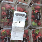 [NSW] Strawberries $6.99 for a Box of 18 Punnets @ Harris Farm (Select Stores)