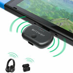 BlitzWolf BW-BL1 aptX Bluetooth 5.0 USB & USB-C Audio Transmitter Receiver US$10.99 (~A$14.45) AU Stock Delivered @ Banggood