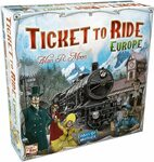 Ticket to Ride - Europe Board Game $38.97 + Delivery ($0 with Prime & $49 Spend) @ Amazon UK via AU