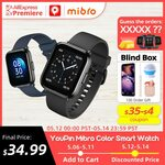Mibro Color Smartwatch/Activity Tracker US$38.49 (~A$49.77) Shipped @ YouPin Global Store via AliExpress