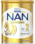 Nestle NAN Supreme 2 Baby Formula 800g $9 (Usually $29.99) + Delivery ($0 with Prime/ $39 Spend) @ Amazon AU