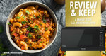 Win 1 of 12 Panasonic 44L Microwave Ovens Worth Up to $529 from Panasonic
