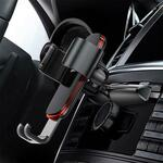Baseus Gravity Car Phone Holder for Car CD Slot Stable Mount Phone Holder Stand A$11.55 Delivered @ eSkybird