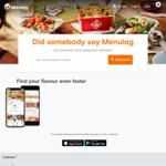 [NSW,VIC,QLD,SA,ACT] $5 off ($15 Minimum Spend) @ Menulog