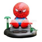 29% off Solar Energy Powered Spider Man Head & Feet Shaking Car Gadget $3.99 w/Free Shipping