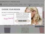 Dorothy Perkins VIP Week 25% off Everything (13-20 May)