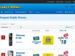 Prepaid Huawei Ideos X3 $62.00 on Crazy Johns
