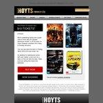 Hoyts $10 Weekend 2D Tickets for Hoyts Reward Members