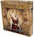 Civilization Board Game Expansion - Fame and Fortune - 20% off