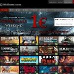 McGame.com PC Games for $1.25
