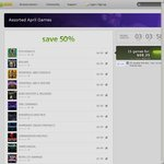 DRM-Free, Assorted Games 50% off at GOG.com (Prices in USD)