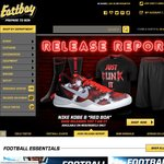 EastBay 20% off NO MINIMUM Purchase with Coupon Code