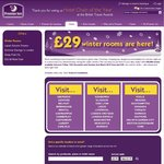 UK Premier Inn Hotels - Book Now from £29 Valid 13th Dec to 2nd March