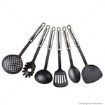 6pc Nylon Kitchen Utensil Set $4 Free Delivery