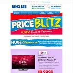 "LG 50"" FHD 3D Smart $599, Galaxy Tab 3 7"" $198, LG Compact Blu-Ray $63 + More @ Bing Lee"