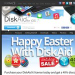 Diskaid Easter Promo 40% off - Now from $17.95 USD