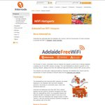 Free Wi-Fi in Adelaide CBD and North Adelaide
