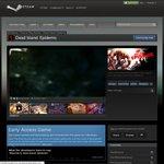 [Steam] Free Game - Dead Island: Epidemic