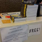 Complimentary Copy of 'Stories from The Tower: UTS 1988-2013' @ University of Technology Sydney