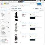 Blue Yeti USB Professional Microphone $152.20 (or Cashrewards $148.20) @ eBay PC Case Gear