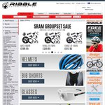 Cycling Clothing, Sunglasses and shoes Ribble 20% off