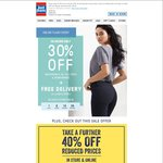 30% off + 40% off Reduced Prices @ Just Jeans