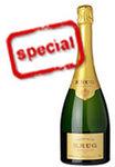 Krug Grande Cuvee Champagne NV, Reims - France $184.99 + $10 Shipping @ I Like Wine