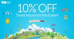 Travel Insurance Direct 10% off
