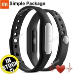 Xiaomi Mi Band 1s Bracelet w/ Heart Rate Monitor AU$21.19 (US$15.99) Shipped @ TinyDeal