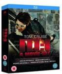 "Blu-Ray ""Mission Impossible"" Quadrilogy  £11.46 (~AU $21) Delivered @ Amazon UK"