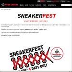 Footlocker - Sneakerfest 20% off Storewide 4 Days Only
