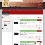 Dataworld Stocktake Sale - 4RU Data Cabinet $71.5, 1.5m Metal Shelving $99, 42RU Server Rack $583, 27RU Rack $495 & More (+Post)