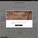 R.M Williams Sale - $250 Per Pair of Boots (Paddington Town Hall NSW)