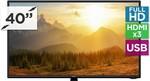 "Kogan 40"" LED TV (Full HD) - $249 + Delivery @ Dick Smith / Kogan"