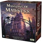Cards, Dice and Meeples - Online Board Game Retailer: Mansions of Madness Second Edition for $130 + $10 Shipping