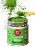 Matcha Green Tea Powder 40g Japanese Ceremonial Grade + FREE Hand Held Electric Milk Frother - $36.95 Delivered @ Eco Heed